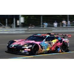 Chevrolet Corvette C7.R 50 24 Heures du Mans 2017 Spark 18S333
