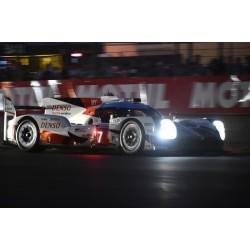 Toyota TS050 Hybride 7 24 Heures du Mans 2017 Spark 18S321