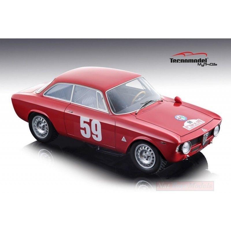 Alfa Romeo Giulia 1600 Sprint GTA 59 Tour De Corse 1965