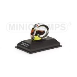 Casque 1/8 AGV Valentino Rossi Moto GP 2006 Minichamps 397060046