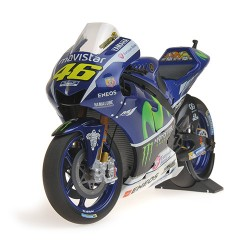 Yamaha YZR-M1 Moto GP Testbike 2016 Valentino Rossi Minichamps 122163246