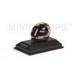 Casque 1/8 AGV Valentino Rossi GP 125 1997 Minichamps 397970046