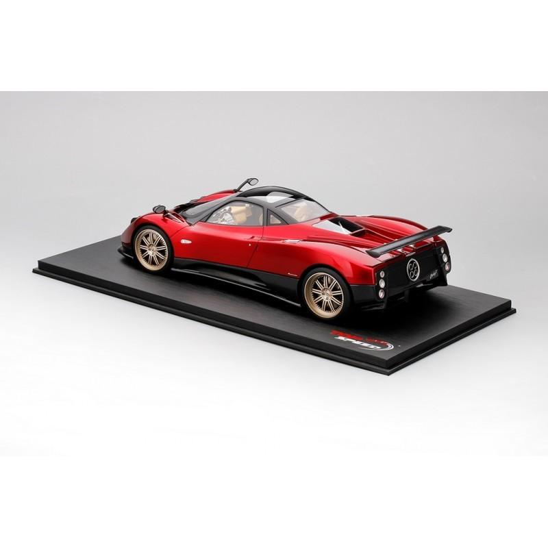 Pagani Zonda Rosso Dubai Truescale TS0098