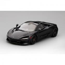 McLaren 720S Amethyst noire Truescale TS0141