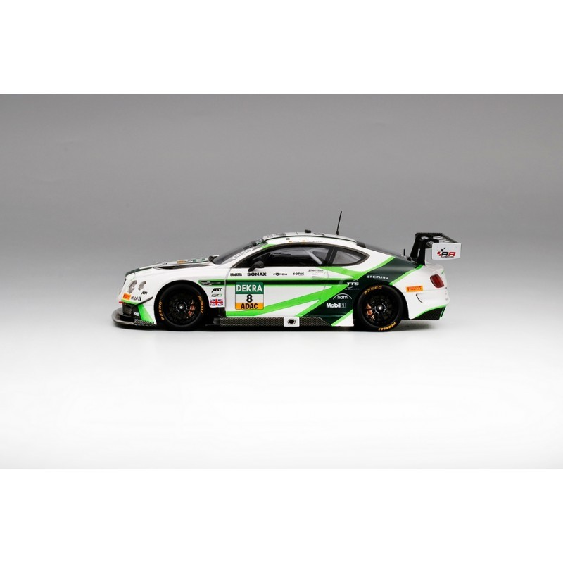 Bentley Continental GT3 8 Adac GT Masters Red Bull Ring