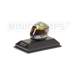 Casque 1/8 AGV Valentino Rossi Moto 1999 Minichamps 397990046