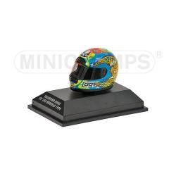 Casque 1/8 AGV Valentino Rossi GP 250 Mugello 1999 Minichamps 397990076