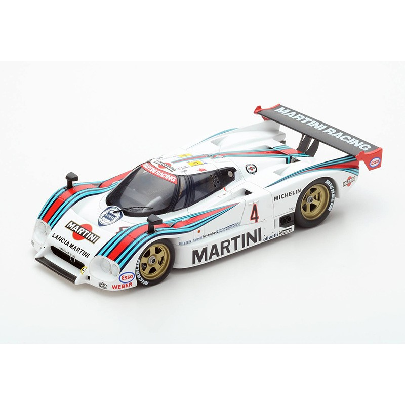lancia lc2 4 24 heures du mans 1985 spark 18s161 miniatures minichamps. Black Bedroom Furniture Sets. Home Design Ideas
