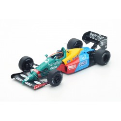 Benetton Ford B188 F1 1988 Thierry Boutsen Spark 18S222