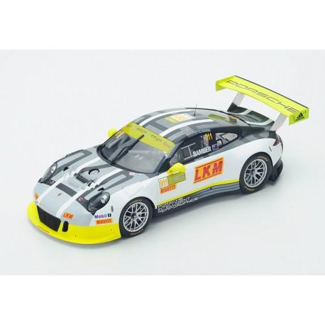 Porsche 911 GT3R 911 FIA GT World Cup Macau 2016 Earl Bamber Spark 18SA007