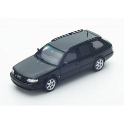Audi S6 Avant 1996 Noire Spark S4884