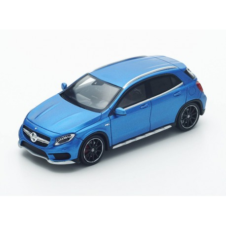 Mercedes AMG GLA 45 2015 Bleue Spark S4912
