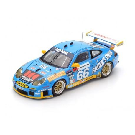 Porsche 911 GT3 RS 66 Winner 24 Heures de Daytona 2003 Spark S43DA03