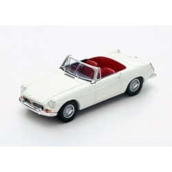 MG B Convertible 1964 Blanche Spark S4139