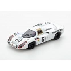 Porsche 907 61 24 Heures du Mans 1970 Spark S4745
