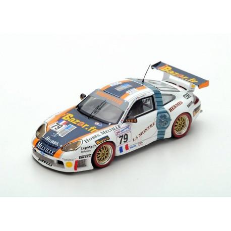 Porsche 996 79 24 Heures du Mans 2000 Spark S4759
