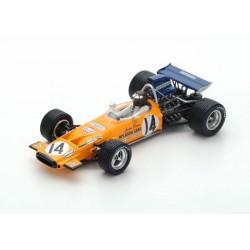 McLaren M14A F1 Italie 1971 Jackie Oliver Spark S4845