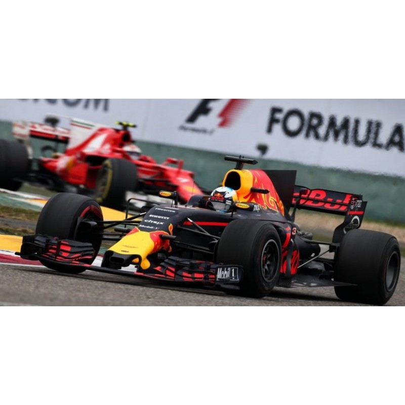 red bull tag heuer rb13 f1 chine 2017 daniel ricciardo minichamps 410170203 miniatures minichamps. Black Bedroom Furniture Sets. Home Design Ideas