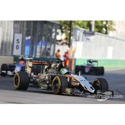 Force India Mercedes VJM09 F1 Europe 2016 Sergio Perez Minichamps 417160211