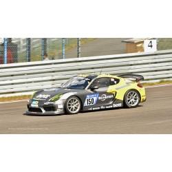 Porsche Cayman 981 GT4 CS 150 24 Heures du Nurburgring 2017 Spark SG330