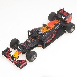 Red Bull Tag Heuer RB12 F1 Belgique 2016 Daniel Ricciardo Halo Test Minichamps 417160903