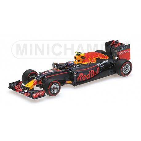 Red Bull Tag Heuer RB12 F1 Allemagne 2016 Max Verstappen Minichamps 417160833