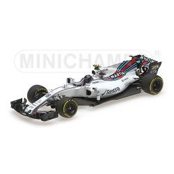 Williams Mercedes FW40 F1 Australie 2017 Lance Stroll Minichamps 417170018