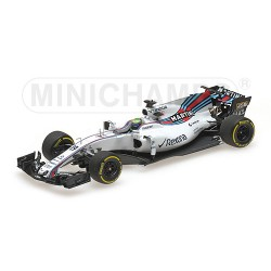 Williams Mercedes FW40 F1 Australie 2017 Felipe Massa Minichamps 417170019