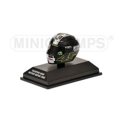Casque 1/8 AGV Valentino Rossi Moto GP Motegi 2008 Minichamps 398080088