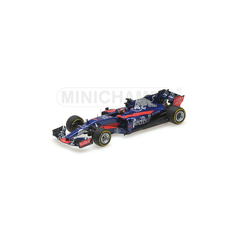 scuderia toro rosso renault str12 f1 chine 2017 daniil kvyat minichamps 417170026 miniatures. Black Bedroom Furniture Sets. Home Design Ideas