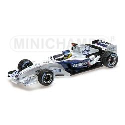 Sauber BMW C24B F1 Test Valencia 2006 Nick Heidfeld Minichamps 100060902