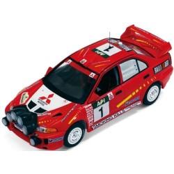 Mitsubishi Lancer Evo V 1 WRC Australie 1998 Makinen Mannisenmaki IXO RAM520