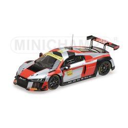 Audi R8 LMS 7 FIA GT World Cup Macau 2016 Minichamps 437161107