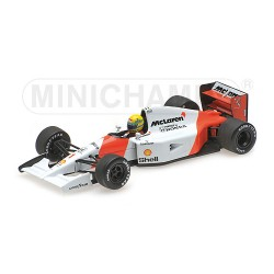 McLaren Honda MP4/7 F1 1992 Ayrton Senna Minichamps 540924301