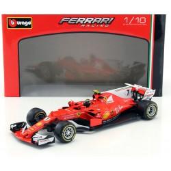 Ferrari SF70-H F1 2017 Kimi Raikkonen Bburago 16805KR