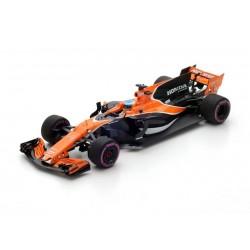 McLaren Honda MCL32 F1 Australie 2017 Fernando Alonso Spark S5040