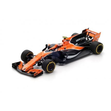 McLaren Honda MCL32 F1 Australie 2017 Stoffel Vandoorne Spark S5041
