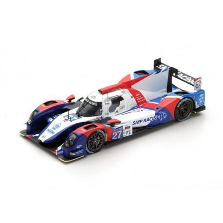 BR01 Nissan 27 24 Heures du Mans 2015 Spark S4644