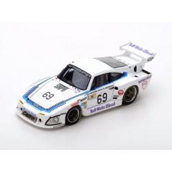 Porsche 935 69 24 Heures du Mans 1981 Spark S4426