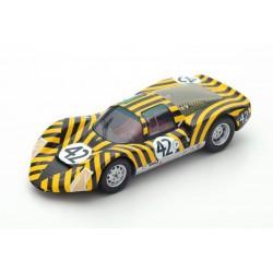 Porsche 906 42 12 Heures de Sebring 1967 Spark S5420