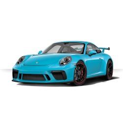 Porsche 911 GT3 2017 Bleue Minichamps 410066022