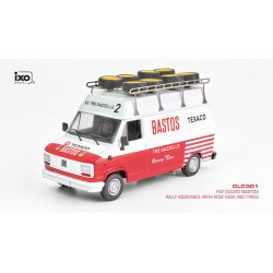 Fiat Ducato Bastos Rally Assistance IXO CLC301