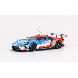 Ford GT 68 24 Heures du Mans 2016 IXO LMM247