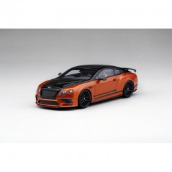 Bentley Supersport Onyx Over Orange Flame Truescale TSM430280