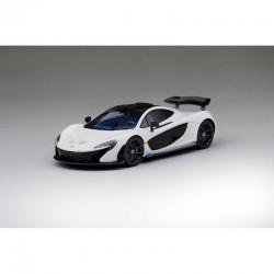 McLaren P1 White Truescale TSM430252