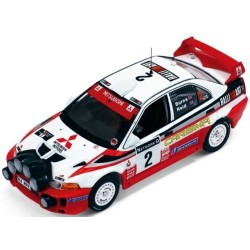 Mitsubishi Carisma GT 2 WRC Rac Rally 1998 Burns Reid IXO RAM522