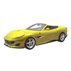 Ferrari Portofino Giallo Modena Looksmart LS480C