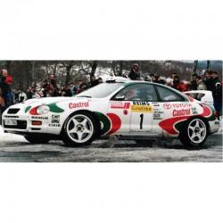 Toyota Celica ST205 1 Monte Carlo 1995 Auriol Occelli Trofeu T0717