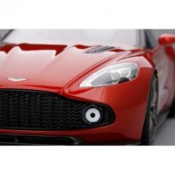 Aston Martin Vanquish Zagato Lava Red Truescale TS0103