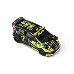 Ford Fiesta RS WRC 46 Monza Rally 2013 Valentino Rossi IXO RAM619